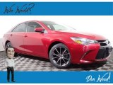 2015 Ruby Flare Pearl Toyota Camry XSE #139297468