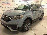 2020 Sonic Gray Pearl Honda CR-V EX-L AWD #139331034