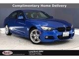 2017 Estoril Blue Metallic BMW 3 Series 330i Sedan #139331123