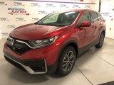 2020 Radiant Red Metallic Honda CR-V EX-L AWD #139331038