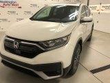 2020 Platinum White Pearl Honda CR-V EX-L AWD #139331037