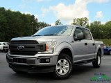 Iconic Silver Ford F150 in 2020