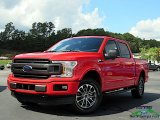 2020 Race Red Ford F150 XLT SuperCrew 4x4 #139346597