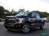 2020 Agate Black Ford F150 XLT SuperCrew 4x4 #139346595