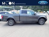 2020 Magnetic Ford F150 XLT SuperCab 4x4 #139355201
