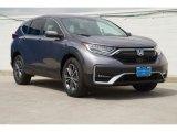 2020 Modern Steel Metallic Honda CR-V EX-L AWD Hybrid #139355157