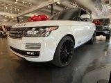 2017 Fuji White Land Rover Range Rover  #139371799