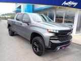 2020 Satin Steel Metallic Chevrolet Silverado 1500 LT Trail Boss Crew Cab 4x4 #139371870