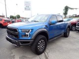 2019 Performance Blue Ford F150 SVT Raptor SuperCrew 4x4 #139371784