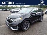 2020 Crystal Black Pearl Honda CR-V EX AWD #139392410