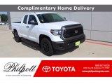 2020 Super White Toyota Tundra SR Double Cab #139392431