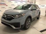 2020 Sonic Gray Pearl Honda CR-V EX-L AWD #139392354