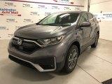 2020 Modern Steel Metallic Honda CR-V EX AWD #139392346
