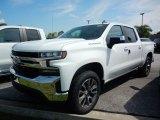 2020 Summit White Chevrolet Silverado 1500 LT Crew Cab 4x4 #139407118