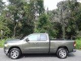 2020 Olive Green Pearl Ram 1500 Big Horn Quad Cab 4x4 #139406911