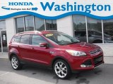2014 Ruby Red Ford Escape Titanium 2.0L EcoBoost 4WD #139406976