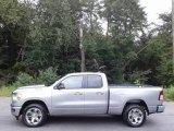2020 Billet Silver Metallic Ram 1500 Big Horn Quad Cab 4x4 #139406910