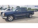Arrival Blue Metallic Chevrolet Silverado 1500 in 2004