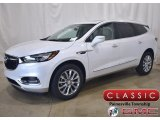 2020 Buick Enclave White Frost Tricoat