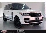 2017 Fuji White Land Rover Range Rover Supercharged LWB #139423684