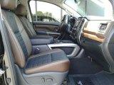 2017 Nissan TITAN XD Interiors