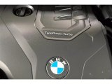 BMW X4 2021 Badges and Logos