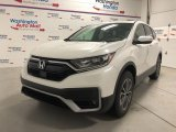 2020 Platinum White Pearl Honda CR-V EX-L AWD #139423672