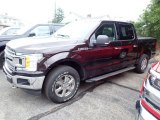 2019 Magma Red Ford F150 XLT SuperCrew 4x4 #139437903