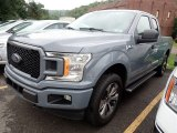 2019 Abyss Gray Ford F150 STX SuperCab 4x4 #139437891