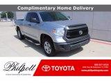 2014 Silver Sky Metallic Toyota Tundra SR5 Double Cab #139437820
