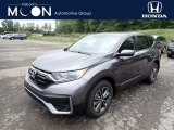 2020 Modern Steel Metallic Honda CR-V EX-L AWD #139437774