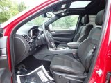 Jeep Grand Cherokee Interiors