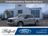 Abyss Gray Ford F150 in 2020