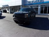 2020 Black Chevrolet Silverado 1500 Custom Trail Boss Crew Cab 4x4 #139454706