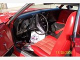 1972 Ford Mustang Interiors