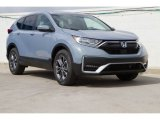 2020 Honda CR-V EX-L AWD Hybrid Data, Info and Specs