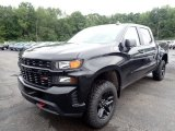 2020 Black Chevrolet Silverado 1500 Custom Trail Boss Crew Cab 4x4 #139454768