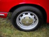Porsche 912 Wheels and Tires