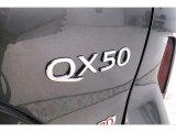 Infiniti QX50 Badges and Logos