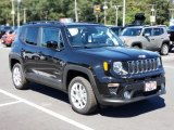 2020 Black Jeep Renegade Latitude 4x4 #139468235
