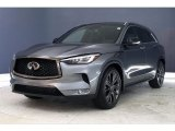 Infiniti QX50 Data, Info and Specs