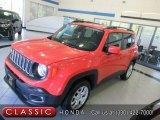 2018 Omaha Orange Jeep Renegade Latitude 4x4 #139468295