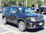 2020 Black Jeep Renegade Limited 4x4 #139468242