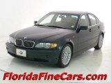 2002 Oxford Green Metallic BMW 3 Series 330i Sedan #13932432