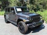 2021 Jeep Wrangler Unlimited Granite Crystal Metallic