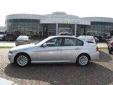 2009 Titanium Silver Metallic BMW 3 Series 328i Sedan #13894886