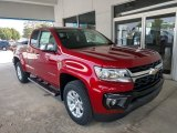 2021 Chevrolet Colorado WT Extended Cab Data, Info and Specs