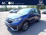2020 Obsidian Blue Pearl Honda CR-V LX AWD #139486914