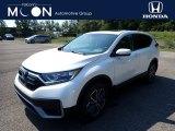 2020 Platinum White Pearl Honda CR-V EX-L AWD #139486911