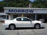 2006 White Chevrolet Monte Carlo LT #13933524